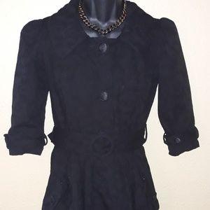 Vintage Fit Flare Dress/Swing Coat
